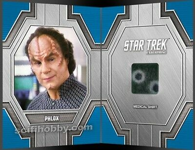 Star Trek 50th Anniversary RC41 Phlox Relic