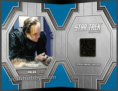 Star Trek 50th Anniversary RC47 Phlox Relic