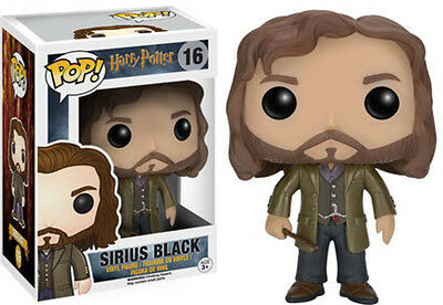Harry Potter - Sirius Black - Funko Pop! Movies (2016, Toy NEU)