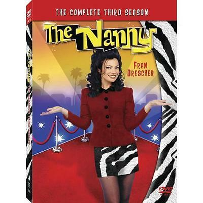 The Nanny: The Complete Third Season DVD