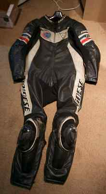 Dainese JACK-F  Professional Motorcycle Road Racing Leather Suit Men's 52