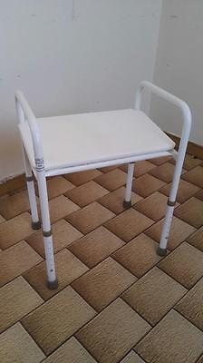 Shower Chair Seat - Adjustable - GREAT PRICE