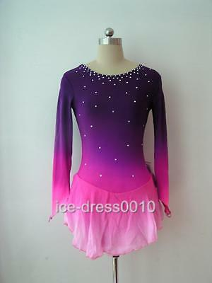 New Exclusive Figure Skating Training Dress Ice Skating Competition custom 5093