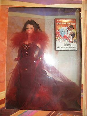 Barbie Red Scarlet O'Hara Hollywood Legends Collection 1994 Gone with the Wind