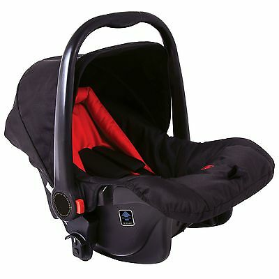MyChild Baby / Child / Kid Easy Twin Rear Face Car Seat Group 0+, In Red