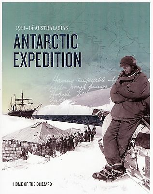 2016 AAT Antarctic Expedition 4 Sets & 2 Special Mini Sheet Pack, Scarce