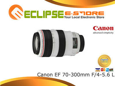 New Canon EF 70-300mm 70-300 f/4/F4-5.6 L IS USM