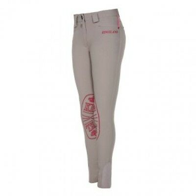 Ladies Kingsland Keomi Breeches Beige