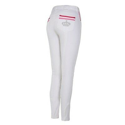 Ladies Kingsland Keomi Breeches White