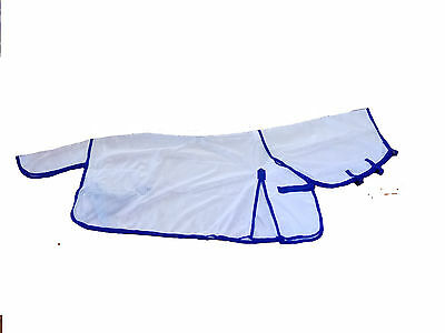 Soft Mesh Fly Sheet Horse Rug Combo 4'3 to 7'0