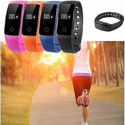 YKS ID107 Smart Watch Armbanduhr Heart Rate Monitor Call/SMS For Android IOS