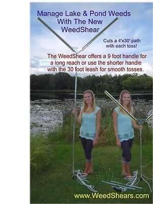 Lake Weedshear Lake Weed Shear Lake Weed Remover