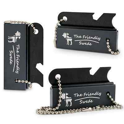 The Friendly Swede Magnesium Alloy Emergency Fire Starter Blocks (3 Pack)