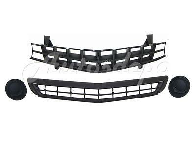 Chevrolet GM OEM 10-13 Camaro Front Bumper Grille-Trim Cover Left 92218021