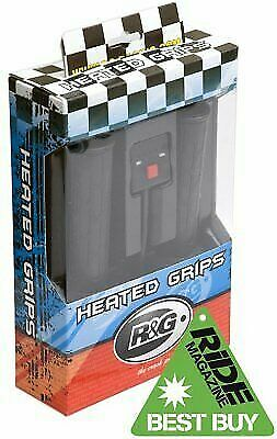 Oxford Essential Scooter Handlebar Heaterz Hot Grips Motorcycle Grips OF772Z