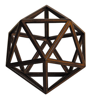 Authentic Models Icosahedron - Icosaeder
