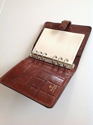 Mulberry Organiser In Chestnut Brown Congo Leather