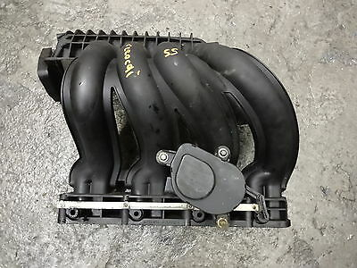 2003-07 Mercedes W203 C200 C220 cdi inlet intake manifold with swirl A6111500494