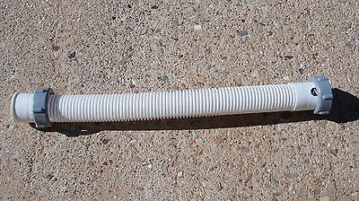 38mm Intex Pool Hose 'A' - 500mm Long With Intex Threaded Female To Female Ends
