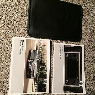Skoda Octavia Owner Manuals Handbooks And Wallet