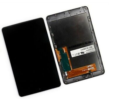 Asus  Nexus 7 1st 1 st Gen Replacement LCD Screen with Frame Complate Unit