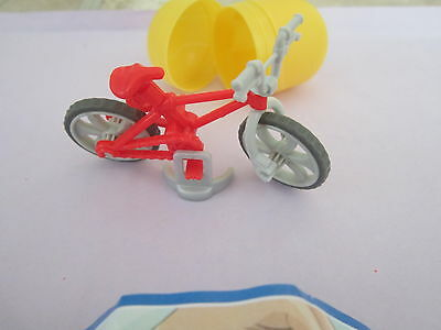 Surprise Egg  Toy Kinder Bicycle