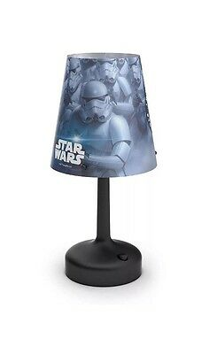Star Wars Stormtrooper LED Table Lamp - Official Merchandise *NEW*