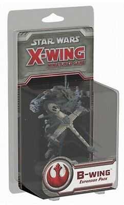 Star Wars-X-Wing-Game-B Wing-Expansion Pack-Tabletop-neu-englisch