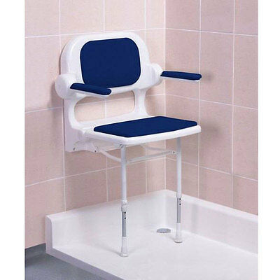 Akw 2000 Series Standard Seat With Back And Arms