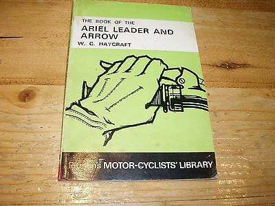 The Pitman's book of the Ariel Arrow and Leader