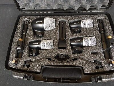 Shure Drum Kit Pg56 Pg52