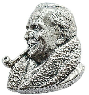 Tolkien John R.R. bronze pin badge