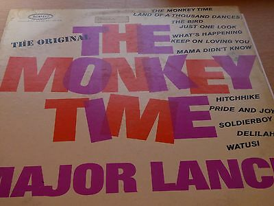 Major Lance LP Features - The Monkey Time - Northern Soul - MP3