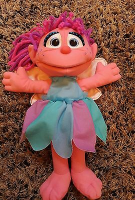 Sesame Street Talking Abby Cadabby Soft Toy
