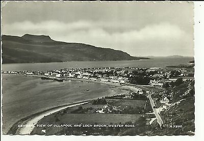 General View of Ullapool and Loch Broom , Wester Ross