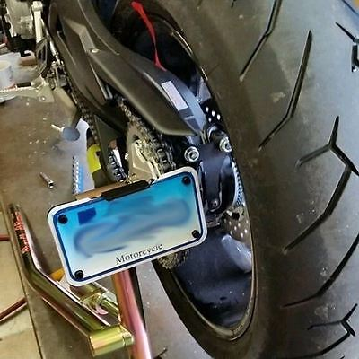 MV Agusta Dragster 800 Fender Eliminator License Plate Bracket - New Rage Cycles