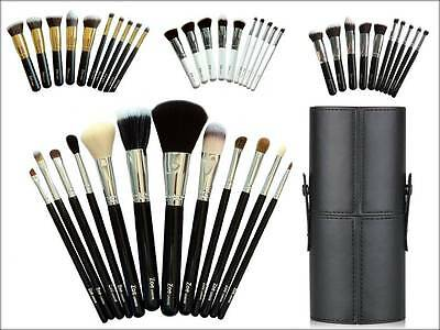 zoe make up brush Brushes set Essential set kit Blusher Powder foundation kabuki
