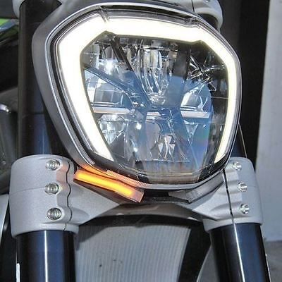 Ducati XDiavel Front Turn Signals - New Rage Cycles
