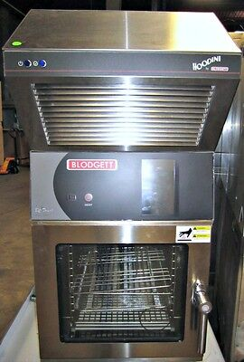 Blodgett BLCT6E-H Electric COMBI Oven/Steamer With Hoodini Ventless Hood