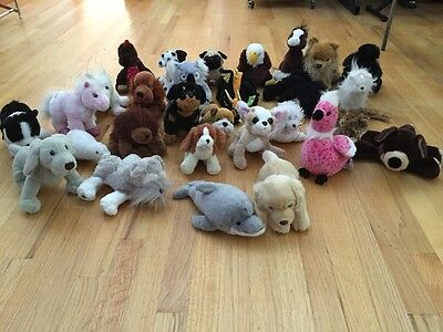 Lot 29 Webkins As Shown No Codes  includes dogs / others in Collection Sale $50