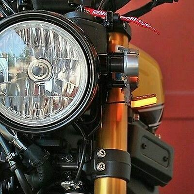 Yamaha XSR 900 Front Turn Signals Led Motogp Race  - New Rage Cycles