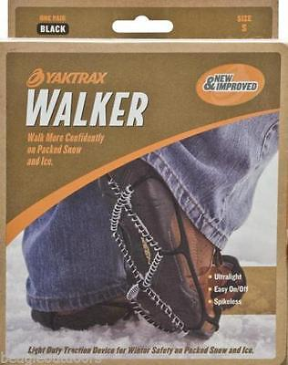Yaktrax Walker Traction Device For Shoes Size S