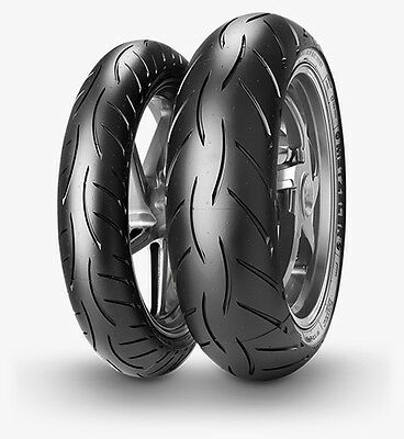 190/50-17 (73W) METZELER SPORTEC M5 INTERACT Rear Motorcycle Tyre