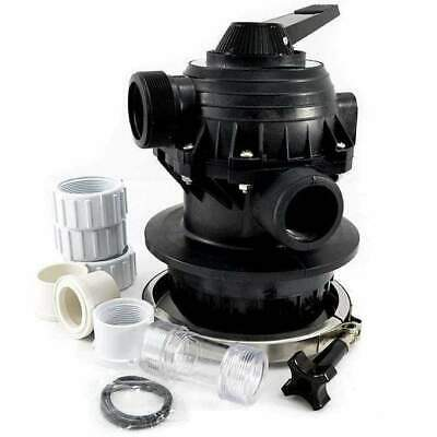 Onga Sta Rite Multiport Valve Complete - 40mm Pantera P21 P25 Sand Filter