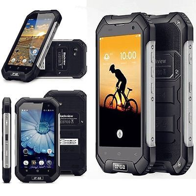 Blackview 4G SmartPhone BV6000 Android 6.0 3G+32GB 13MP Handy DE #a