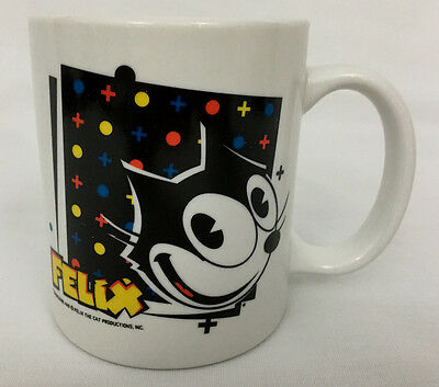 Felix The Cat Coffee Mug New Mischievous Felix The Cat Mug 12oz