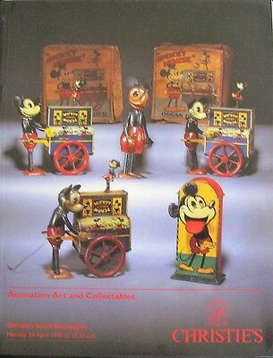 CHRISTIE'S Animation Art and Collectables - Disney Mickey Mouse