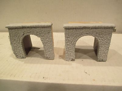N Scale Tunnel Portals