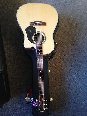 Brand New Maton ECW80C Semi-Acoustic 25% off ... comes with case