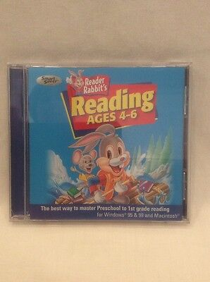 PC Game Reader Rabbit  Reading Ages 4 - 6